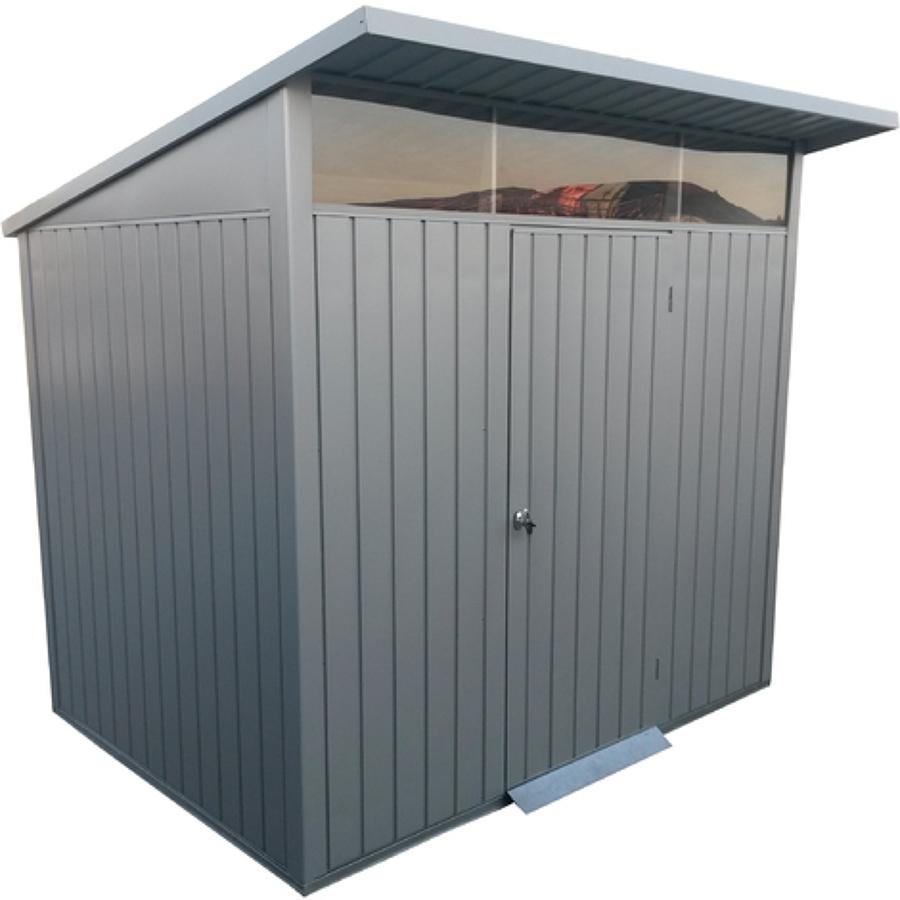 Presupuesto construir armario empotrado exterior aluminio for Caseta aluminio jardin