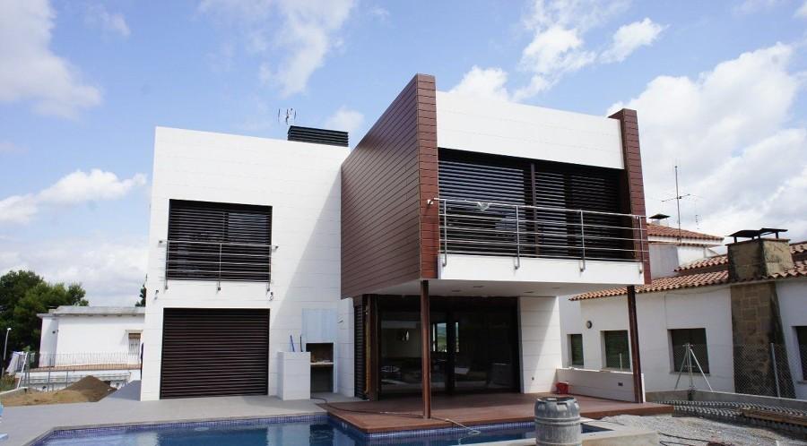 Ejemplos de precios de rehabilitación de fachada
