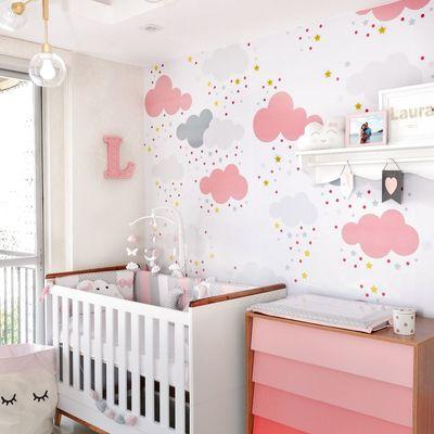 Empapelar habitaciones infantiles