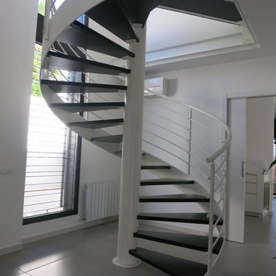 presupuesto construir escalera de madera online habitissimo