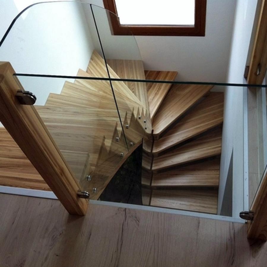 Presupuesto construir escaleras madera online habitissimo - Escaleras de caracol economicas ...