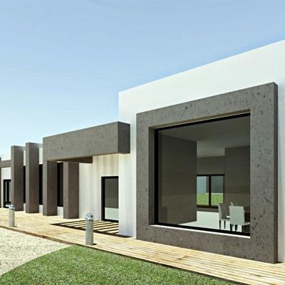 Presupuesto pintar fachada online habitissimo for Presupuesto pintar fachada chalet