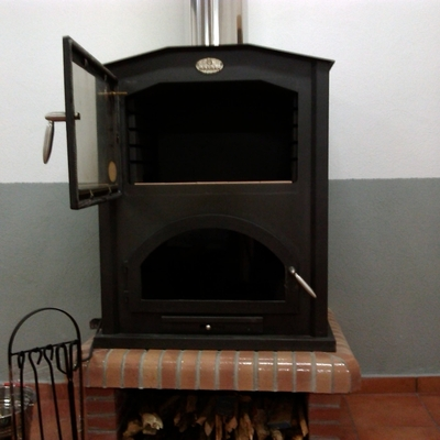 Precios y presupuestos de estufas de le a habitissimo for Estufas doble combustion precios