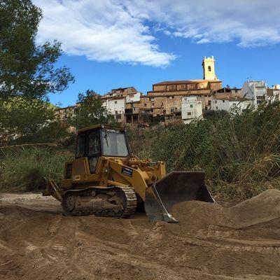 Excavación de desmonte