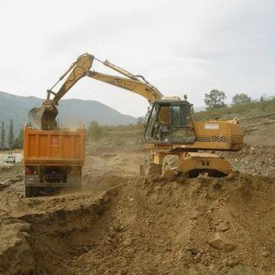 Excavaciones para obra civil