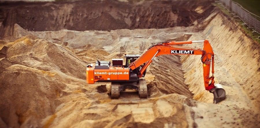Excavaciones según el tipo de terreno