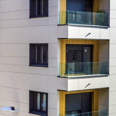Mantenimiento de la fachada