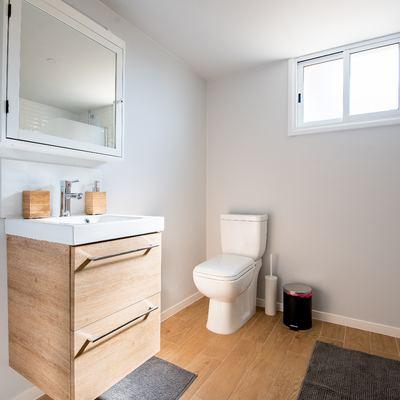 Reformar la cocina y los baños