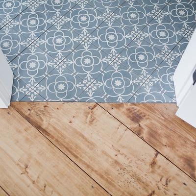 Cambiar suelos y revestimientos