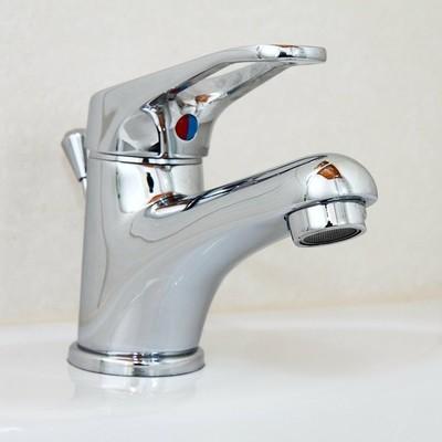 Fuga de agua en lavabo