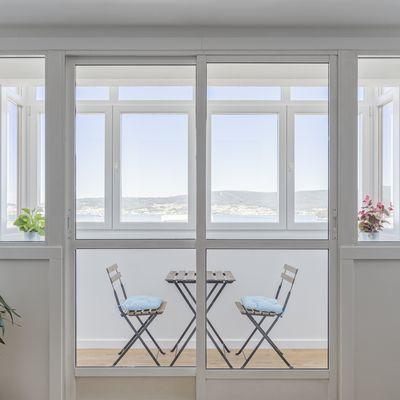 Cerramientos de PVC para interiores