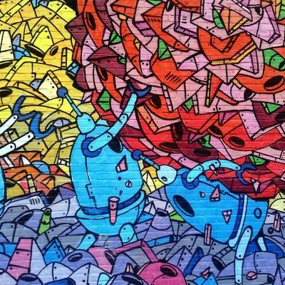Ideas Y Precios Para Pintar Un Mural Habitissimo