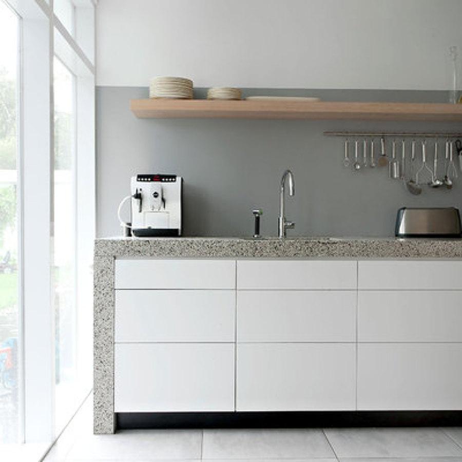 Presupuesto colocar o cambiar encimeras de granito online for Encimera cocina marmol o granito
