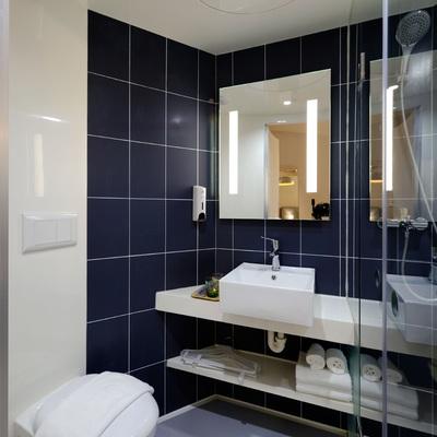 Espejos en baños pequeños