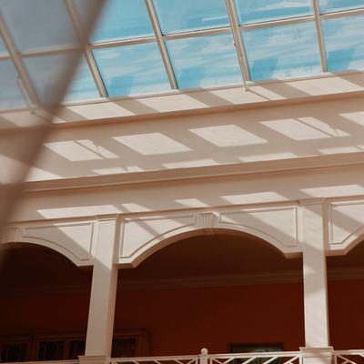Techos de cristal en terrazas y áticos