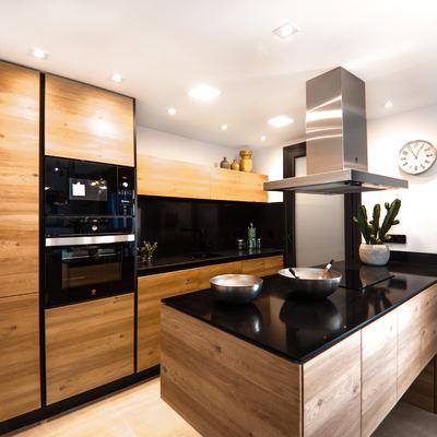 Barnizar muebles de cocina