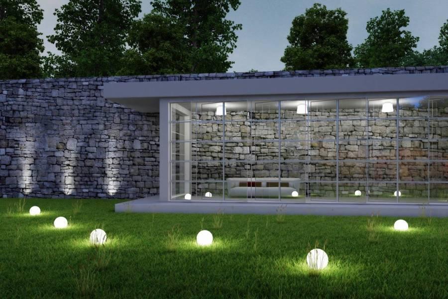 Presupuesto instalar iluminaci n led online habitissimo for Iluminacion caminos jardin