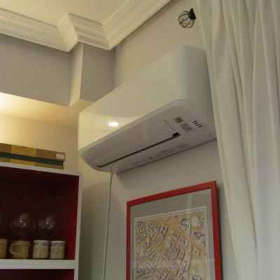 Limpieza del filtro del aire acondicionado