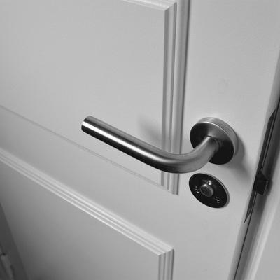 Puertas y marcos de puertas de PVC
