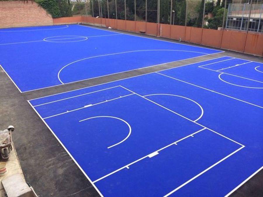 Instalaciones multideportivas