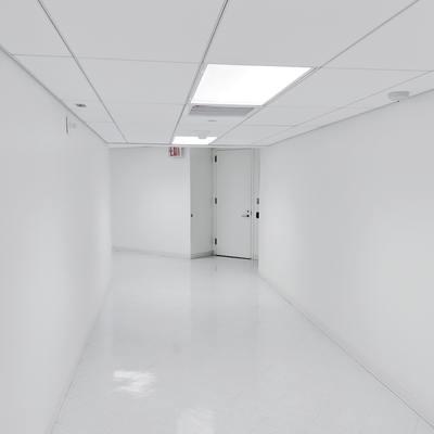 En pasillos largos