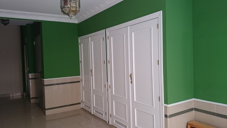 Presupuesto pintores en madrid online habitissimo - Lacar puertas en blanco presupuesto ...