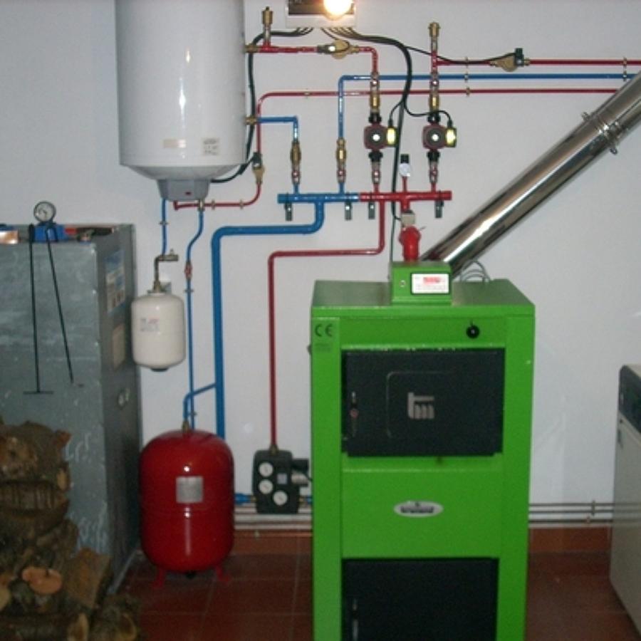 Presupuesto instalar caldera biomasa pellets online for Caldera de pellets para radiadores