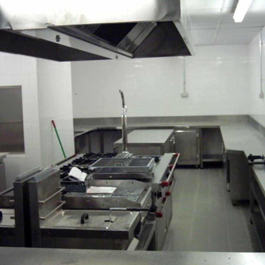 Presupuesto limpieza industrial online habitissimo for Presupuesto cocina industrial