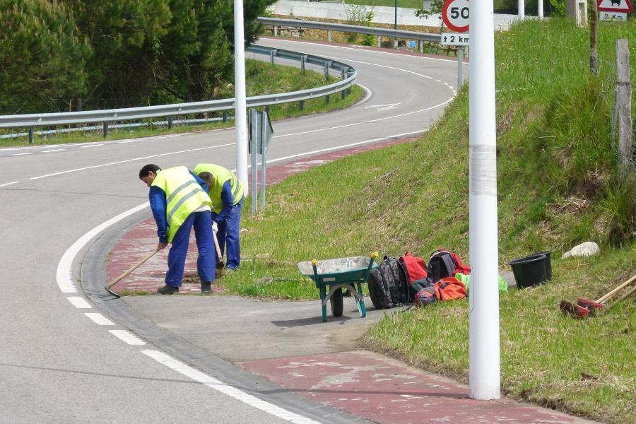 Limpieza de obra civil
