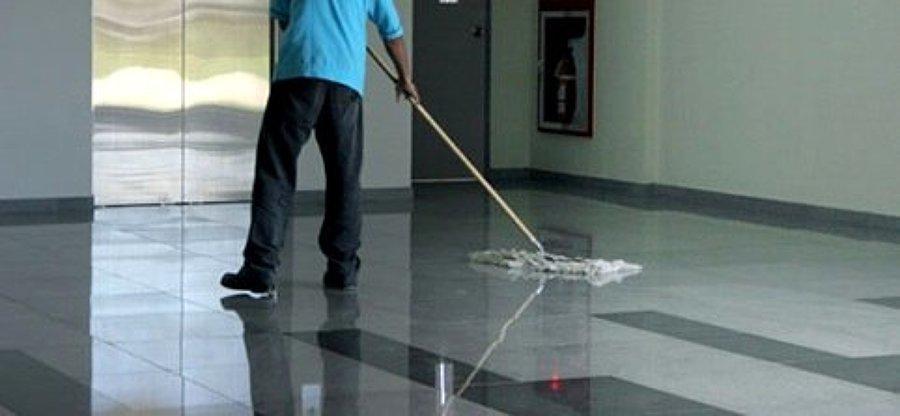 Limpieza de obras de rehabilitación
