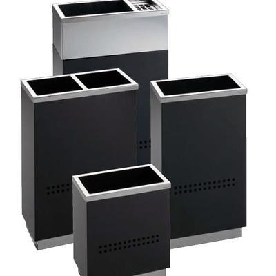 Limpiar papeleras y cubos de basura