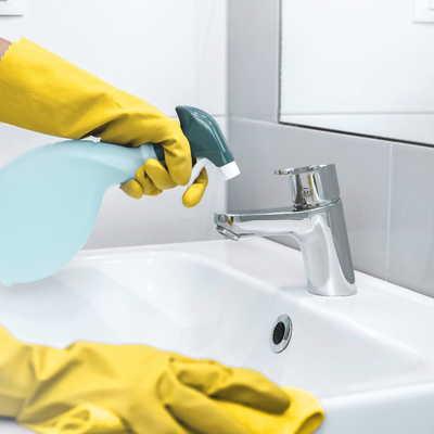 Limpieza después de obra