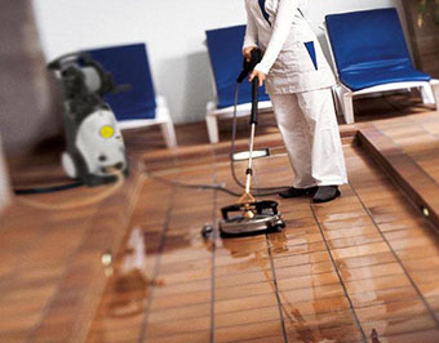 Limpieza periódica de vivienda