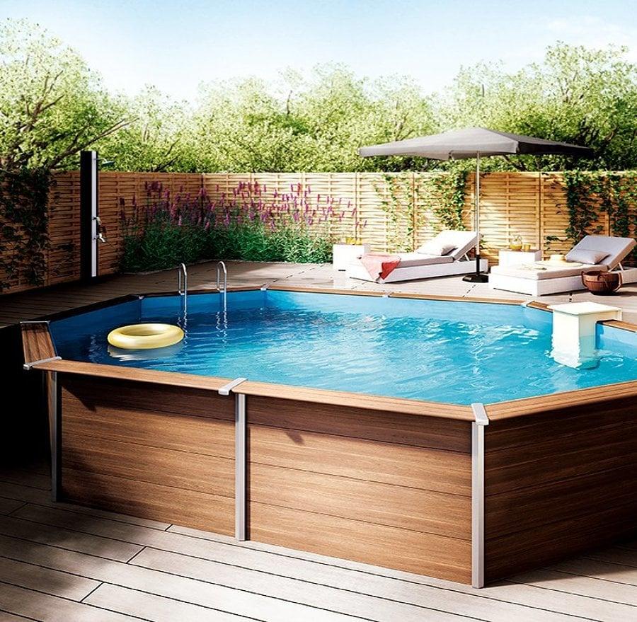 Cambiar el liner de la piscina precios y consejos for Piscinas hinchables leroy merlin