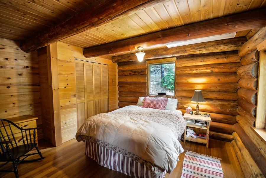 Construir una habitación de madera
