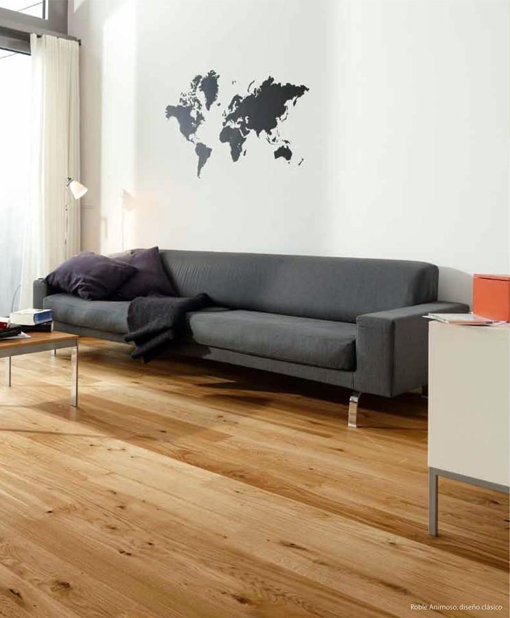 Precios y tipos de parquet habitissimo for Parquet madera natural