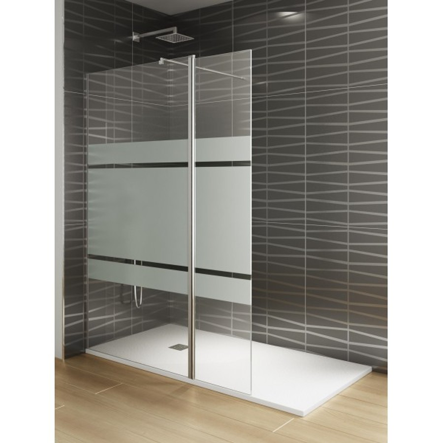 Presupuesto instalar o cambiar mampara de ba o online habitissimo - Mamparas de cristal para ducha ...