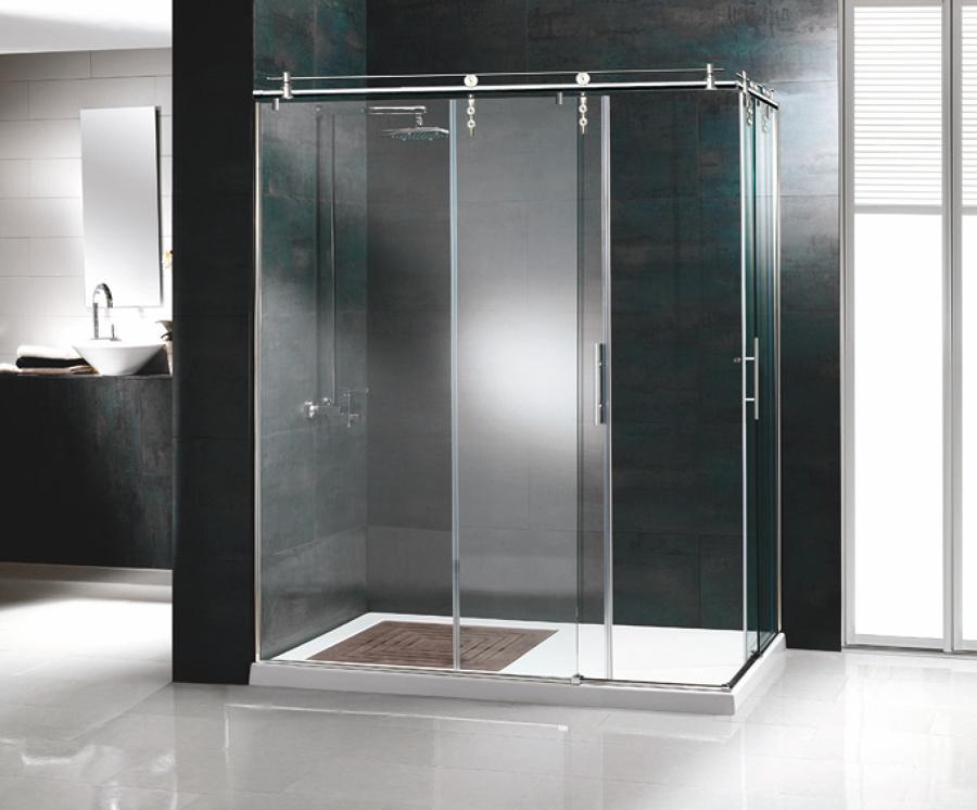 C mo elegir mamparas de ducha precios y ventajas - Instalar una mampara de ducha ...
