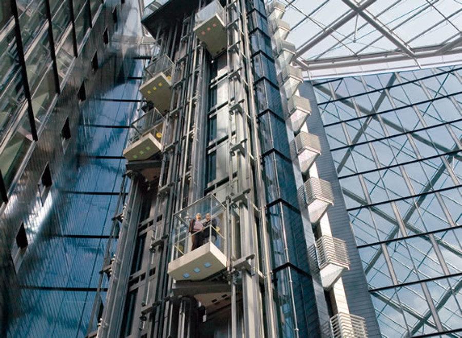 Mantenimiento de ascensores de edificios de gran altura
