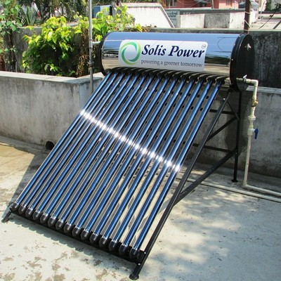 Mantenimiento para placas solares térmicas