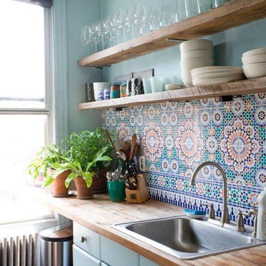 Azulejos Mosaicos Para Cocinas. Mosaico En Acero Inoxidable Placa ...