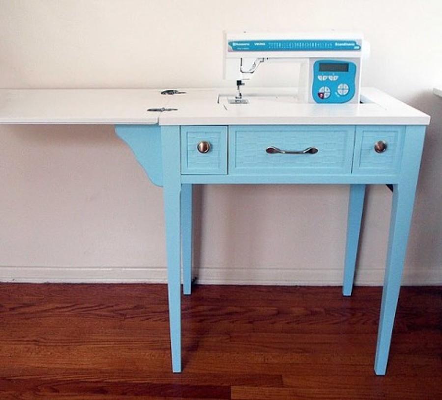 Presupuesto mueble m quina de coser online habitissimo for Casa muebles singer villavicencio