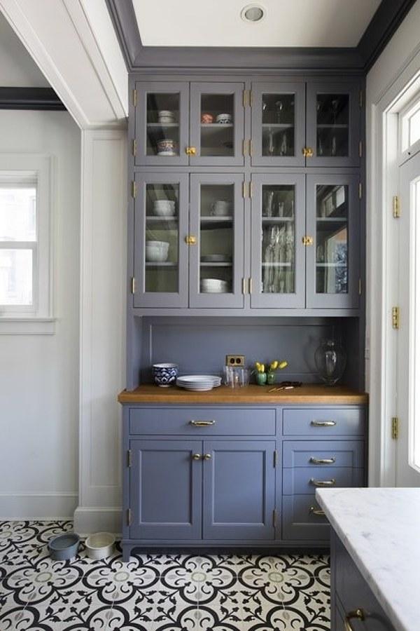 pintar muebles en la cocina