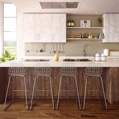 Muebles de cocina laminados