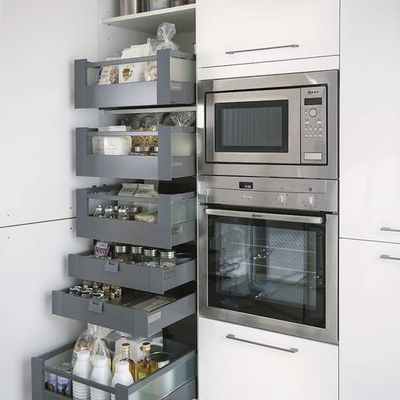 Presupuestos ideas y claves para amueblar la cocina for Cocina 4 metros