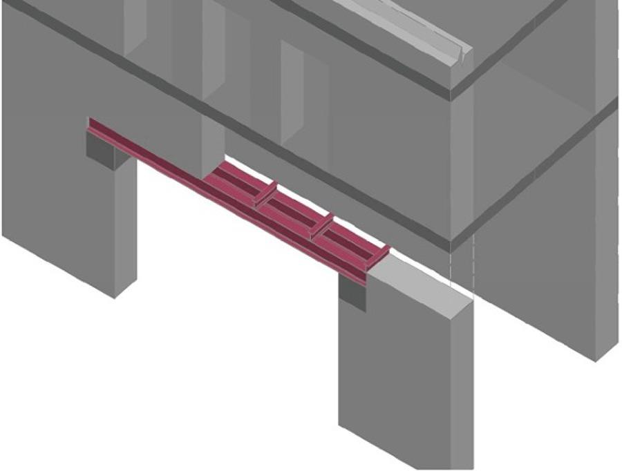 Construcción de muros de carga o estructurales