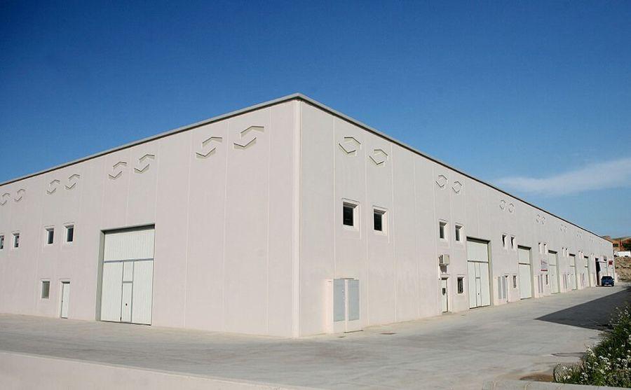 Materiales para la fachada