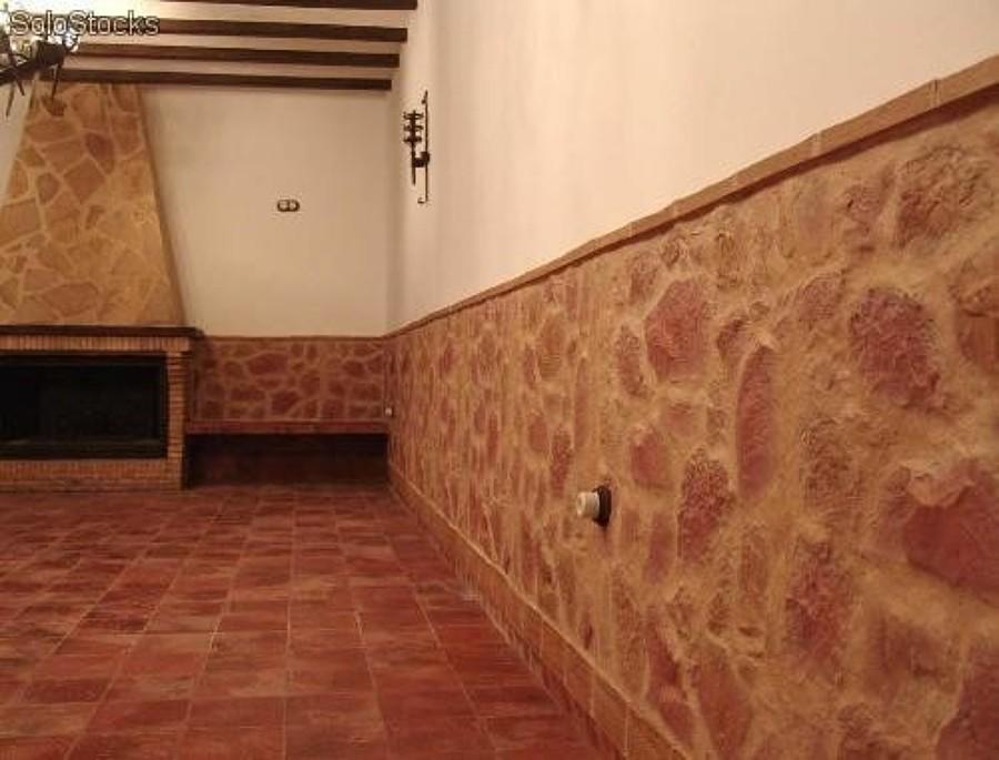 Presupuesto forrar techos y paredes online habitissimo for Plaquetas decorativas para exterior