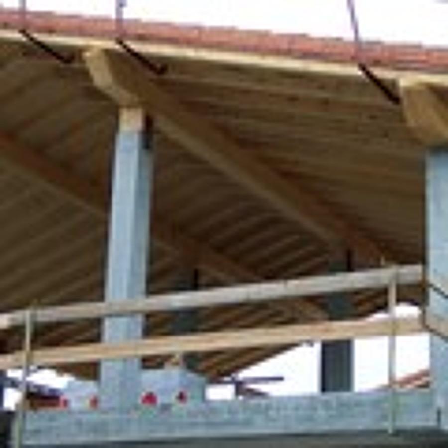 Presupuesto instalar panel sandwich tejado online for Como hacer tejados de madera