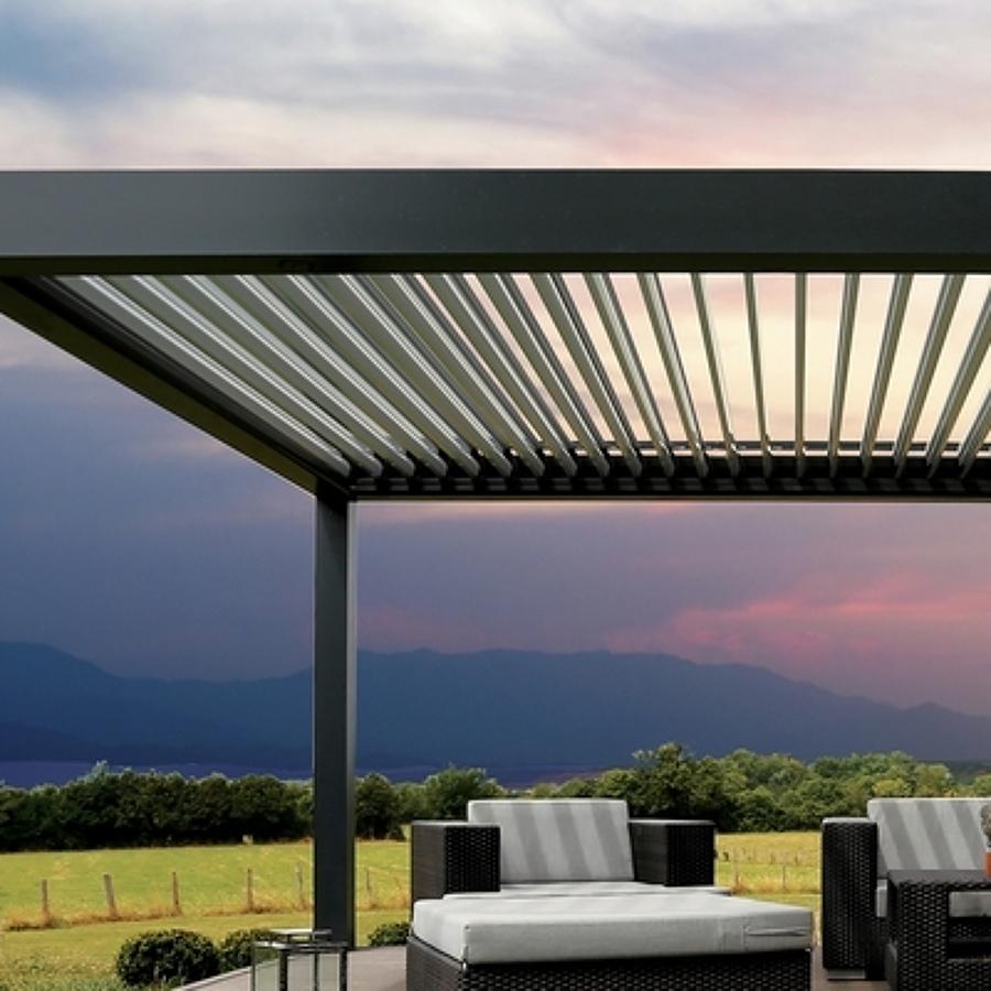 Presupuesto pergola aluminio online habitissimo - Estructuras de aluminio para terrazas ...
